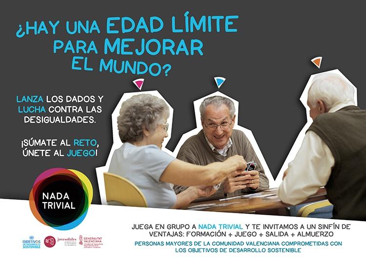 cartel del proyecto Nada Trivial