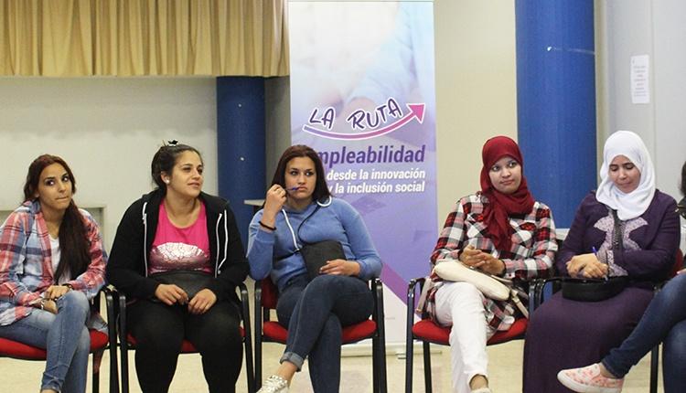 foto de los participantes en el proyecto La Ruta