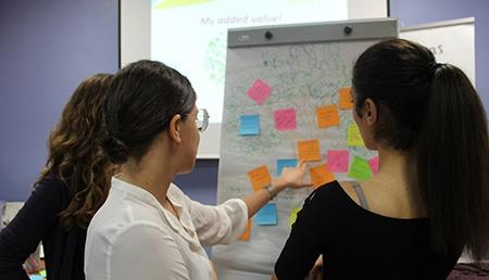 foto de actividades en el proyecto Move It