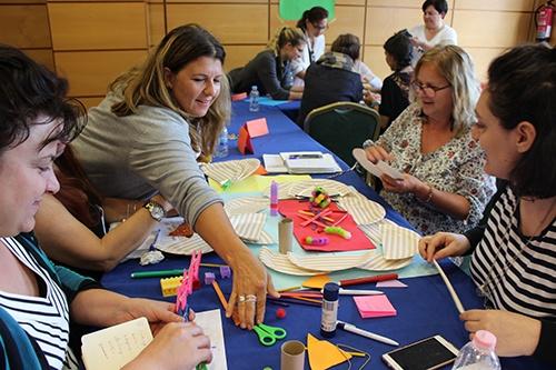 Foto de la actividad en el proyecto Florá